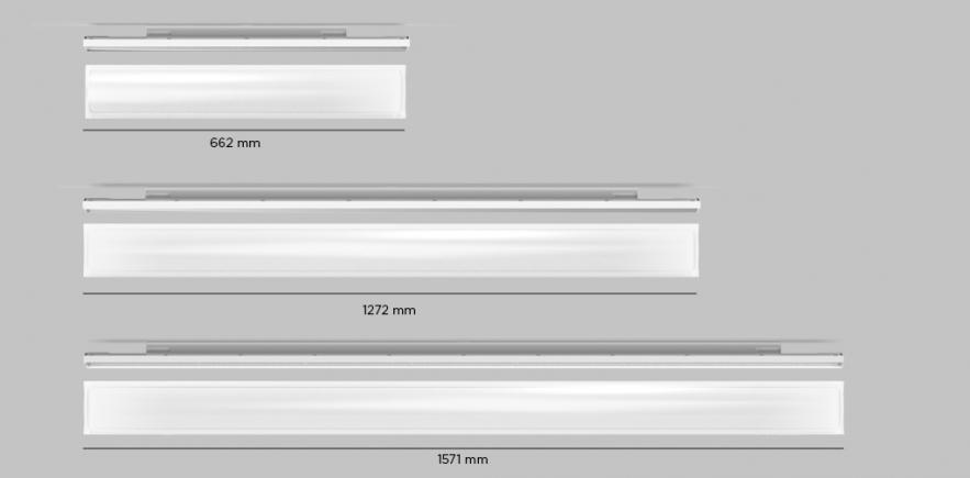 Flat: водонепроницаемые потолочные светильники LED, спроектированные в Италии. - 1