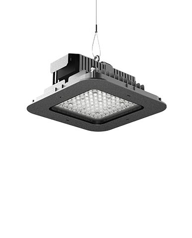 Qh - Proiettore a LED a sospensione per illuminazione da interno ed esterno