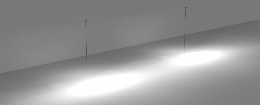 Beam S3 - Medium width roads and urban street lighting
