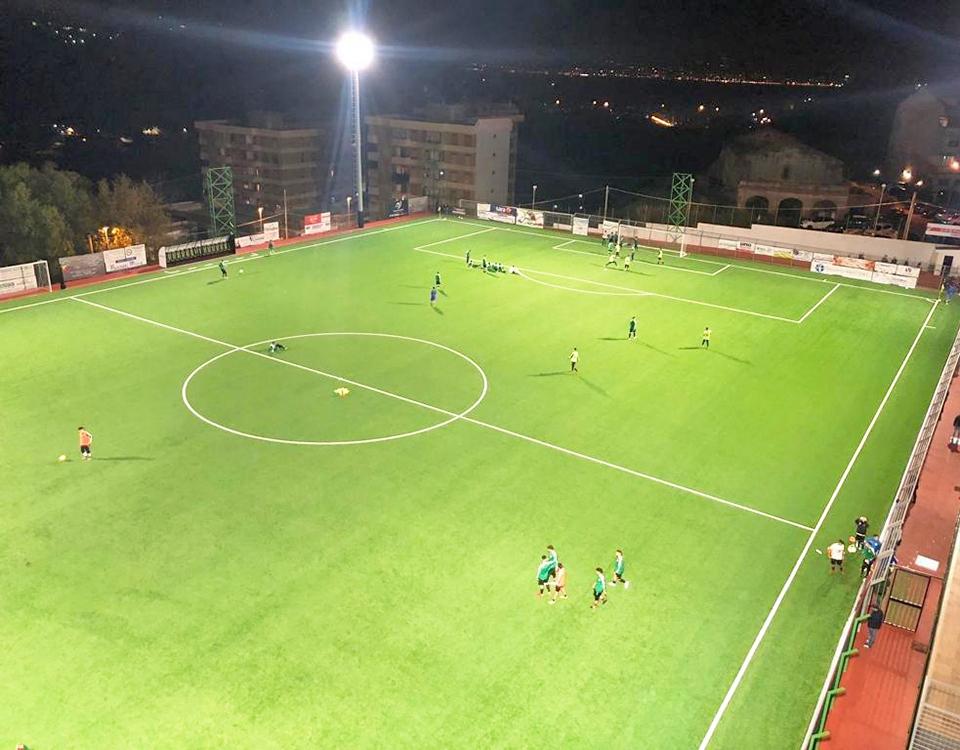 Campo sportivo Marullo - Despar Stadium