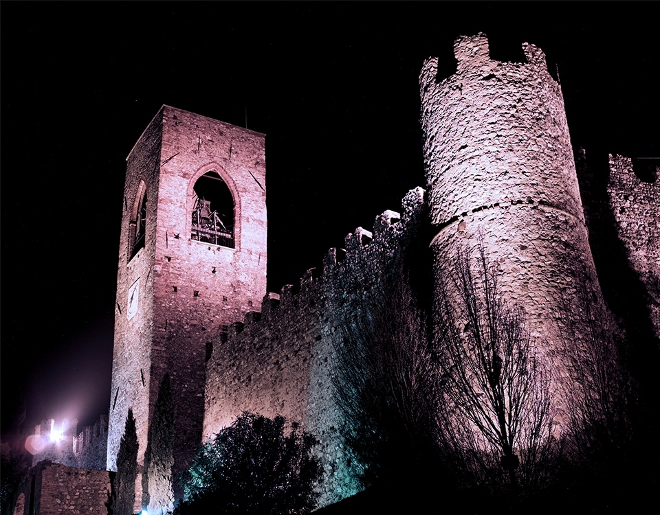 Moniga Castle