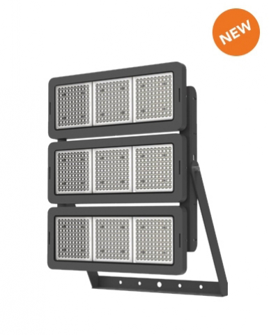 LED floodlight high power for outdoor application
