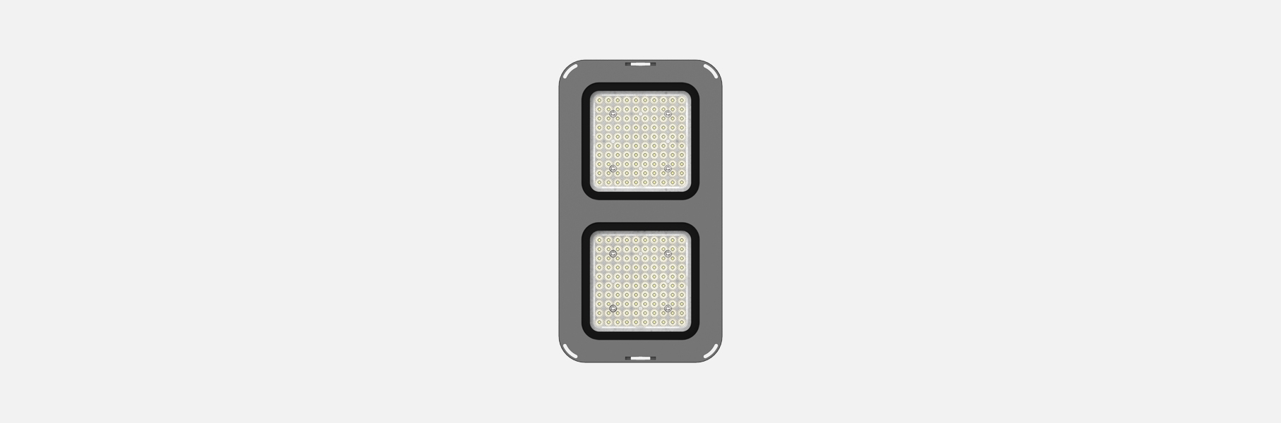 Q2 proiettore a led per illuminazione da interno ed for Interno q2