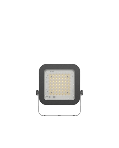 Qm - LED floodlight for indoor and outdoor applications
