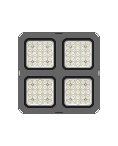 LED floodlight for indoor and outdoor application