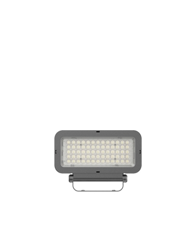 R - LED floodlight for indoor and outdoor applications
