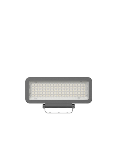 R1 - LED floodlight for indoor and outdoor applications