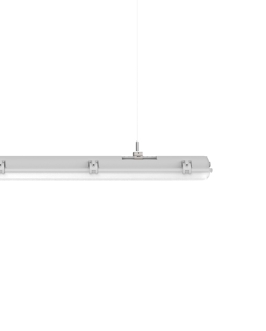 P - LED waterproof lighting fitting for indoor and outdoor applications