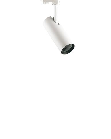 Tube S - Apparecchio spot orientabile da binario