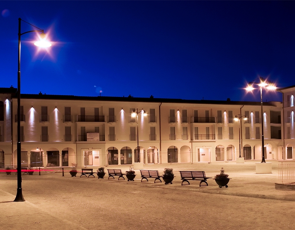 Montirone square