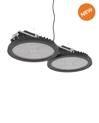 T2 DOUBLE - LED suspension for indoor lighting