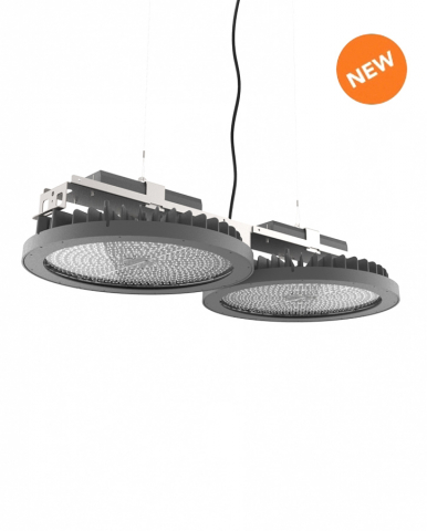 LED suspension for indoor lighting